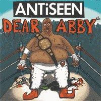 """Antiseen """"Dear Abby"""" 7-inch *blue vinyl*"""