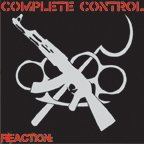"Complete Control ""Reaction"" LP *red/black vinyl*"