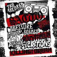 "V/A - ""Sacto Scene Report"" CD"