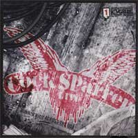 "Cock Sparrer ""Live- Runnin' Riot Across the USA"" CD"