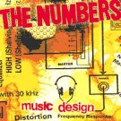 "The Numbers ""Music Design"" 10-inch"
