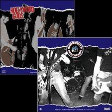 """Soundcity Hooligans/Hollywood Gods """"Split"""" 7-inch EP *color vinyl*"""