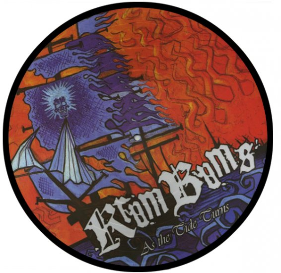 "Krum Bums ""As The Tide Turns"" LP Picture Disc"