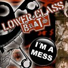 "Lower Class Brats ""I'm A Mess"" 7-inch EP"