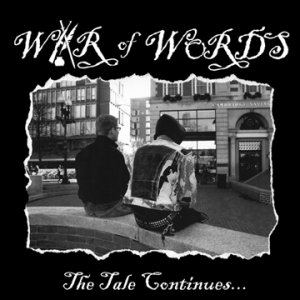 "War Of Words ""The Tale Continues"" 7-inch *yellow vinyl*"