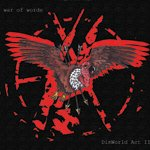 "War of Words ""DimWorld Act II"" Digipak CD"