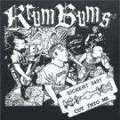 "Krum Bums ""Cut Into Me"" 7-inch *solid blue vinyl*"