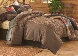 Mountain Path King Comforter Set