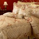 Velez Gold King Comforter Set with Bonus Pillows
