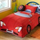 My New Car Full / Queen Quilt with 2 Shams