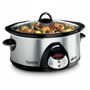 6qt Digital Slow Cooker