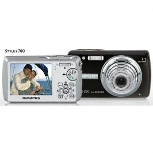 7.1 Mp Digital Camera Black