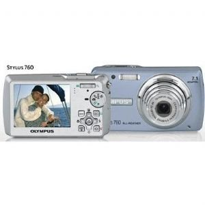 7.1 Mp Digital Camera Blue