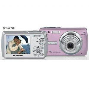 7.1 Mp Digital Camera Pink