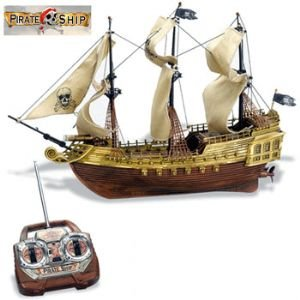 R/c Pirate Ship