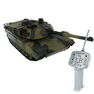 Radio Controlled Battle Tank