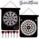 Magnetic Poker Darts