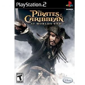 Pirates: At Worlds End Ps2