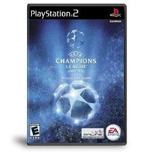Uefa Champions League Ps2