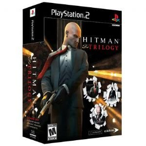 Hitman Trilogy Ps2