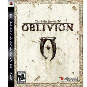 Elder Scrolls Iv: Oblivion Ps3