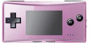 Game Boy Micro System - Purple (japan)