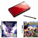 Nintendo Ds Lite Value Bundle With 2 Games