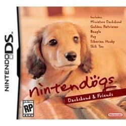Nintendogs (mini Dachshund) Ds