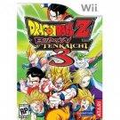 Dbz Budokai Tenkaichi 3 Wii