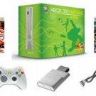 Microsoft Xbox 360 Arcade System - 7 Games, Wireless Controller And Family Settings