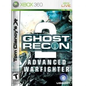 Ghost Recon Advanced 2 X360