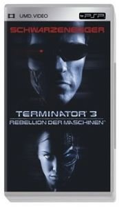 Terminator 3: Rise Of The Machines Umd For Psp