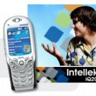 Krome Intellekt Iq200 Pda/mobile Tri-Band Cellular Phone (unlocked)