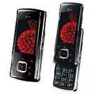 Lg Kg800 Unlocked Chocolate Tri-Band Phone