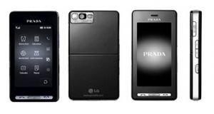 Prada Phone Lg Ke850 Prada Cell Phone -Gsm- (unlocked) Tri Band