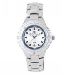 Smith & Wesson Basic Watch Silver Face