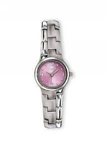 Timex T73212 Ladies Fashion Watch With Stainless Steel Bracelet