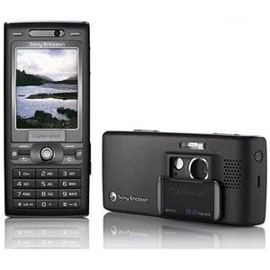 Sony Ericsson K800i Triband 3.2 Megapixel Camera Phone (unlocked)