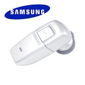 Samsung Wep200 World Smallest Bluetooth Headset (white)