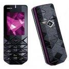 Nokia 7500 Prism Tri-Band Gsm Phone Unlocked