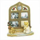 PRAYING BEAR COLLAGE FRAME