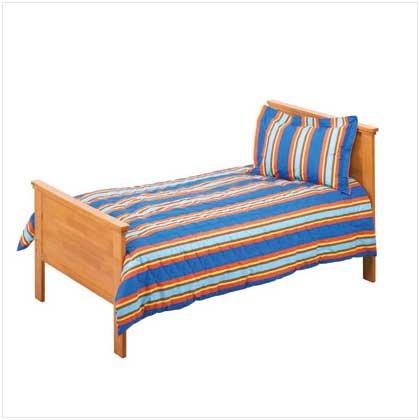 Surf-Themed Comforter Set