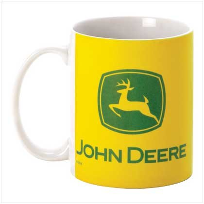 John Deere Logo Mug