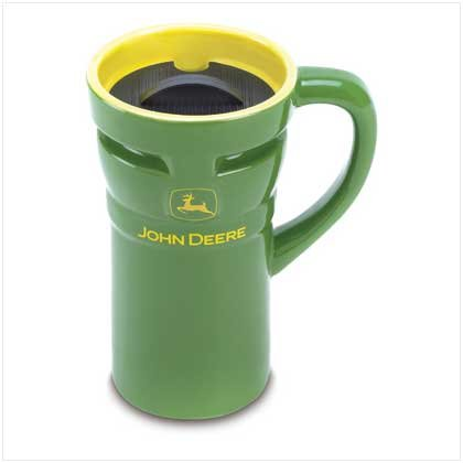 JOHN DEERE TRAVEL MUG