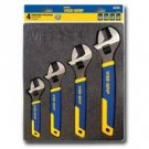 4 Piece Adjustable Wrench Tray Set