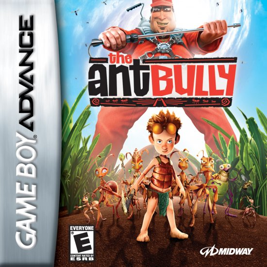 ANT BULLY, The - GBA