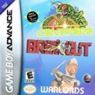 Breakout/Centipede/Warlord - GBA
