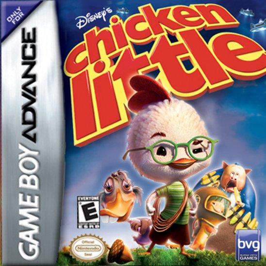 Chicken Little - GBA