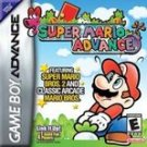 GBA-SUPER MARIO ADVANCE