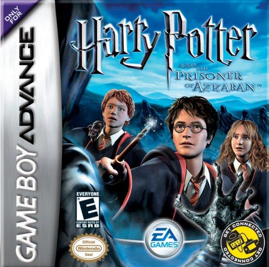 Harry Potter and the Prisoner of Azkaban GBA